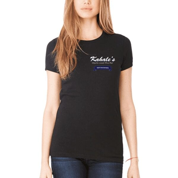 Womens 25th Anniversary T-Shirt